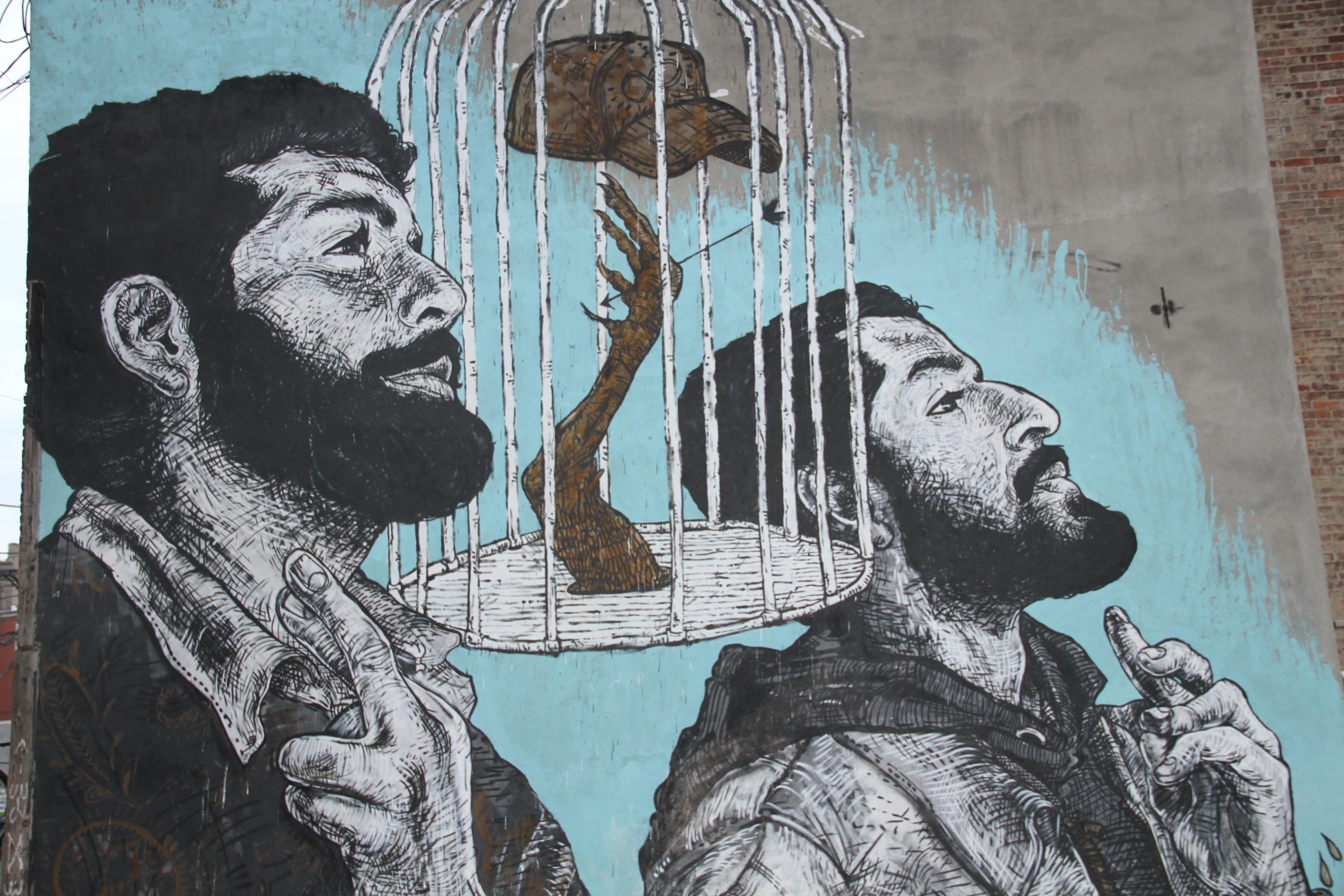 Graffiti art jersey city - Imgl7279