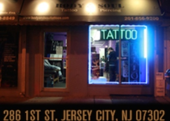 Body And Soul Tattoo Shop The Dirt On Jersey City